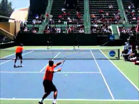 2011 NCAA Team Championship - Doubles Point