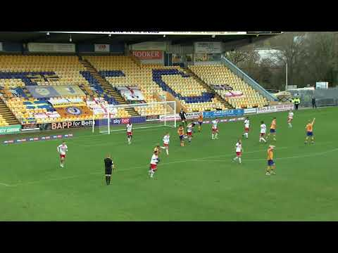Mansfield Walsall Goals And Highlights