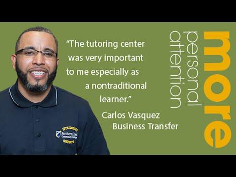Carlos Vasquez, Expect More   Personal Attention    NECC