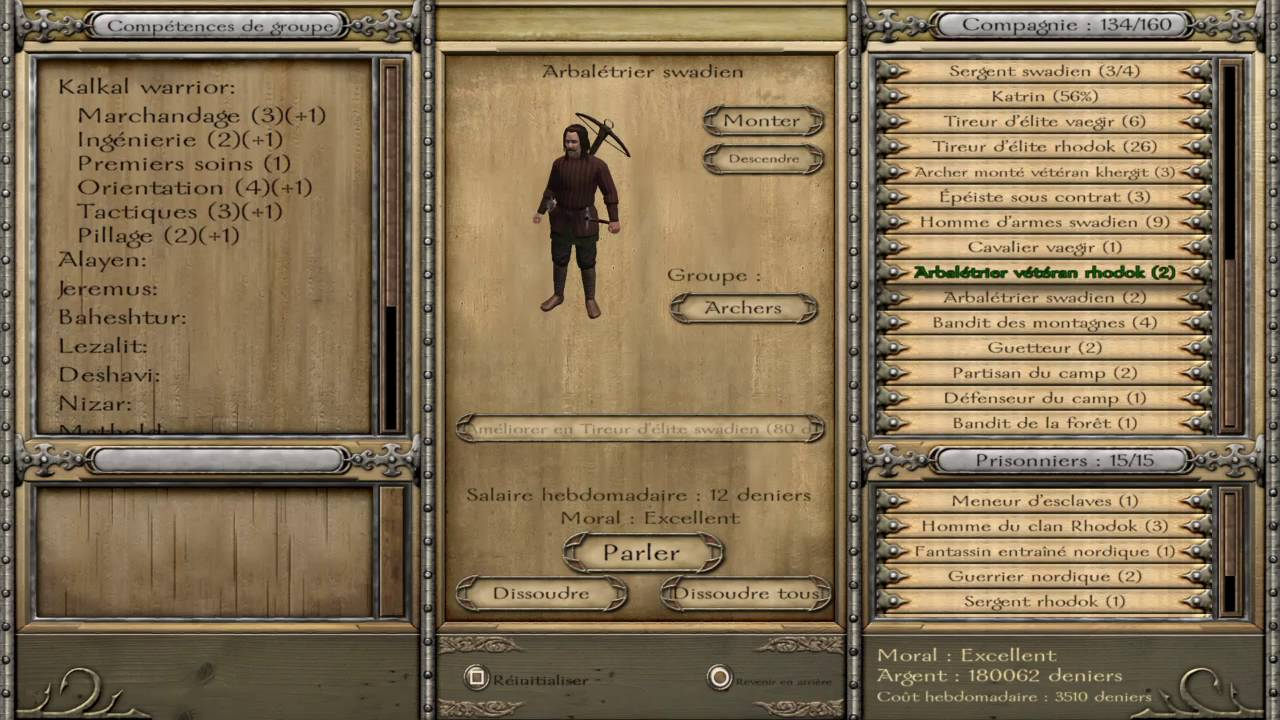 mount and blade money