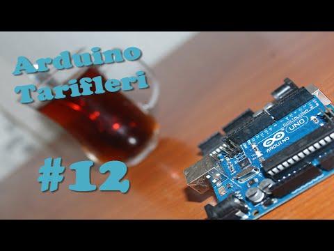 Arduino Tarifleri #12 - While Döngüsü / LRT (720p)