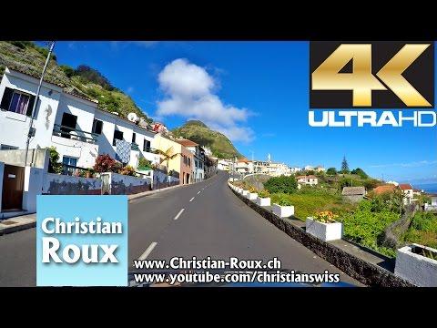 1X UHD - Portugal 301 (Camera on board): Island of Madeira, West Coasts (Hero4)