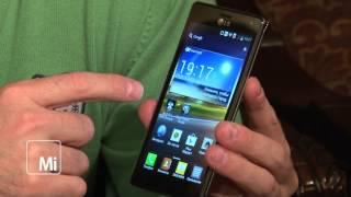 LG Optimus 4X HD. Четырехголовый.