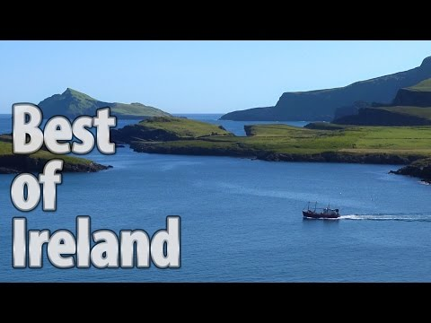 Best of Ireland: 40 Top-activities / sights you shouldn't miss / vacation travel guide