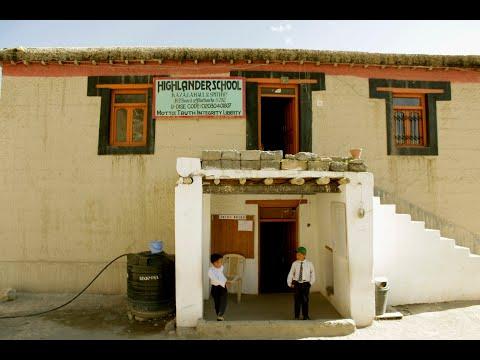 Spiti Valley Day-2/ Highlander School (Kaza)