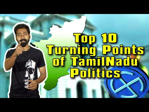 Top 10 Tamil Nadu politics|Ft.Varun|countdown|Madras Central