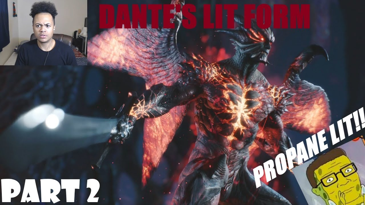 Dante S Inferno Devil May Cry 5 Funny Let S Play Walkthrough Part 2