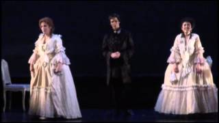 Claire Yu, Yiselle Blum & André Courville sing Soave sia il vento