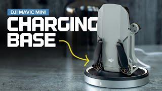 DJI Mavic Mini Charging Base - Showoff the Mini in Style