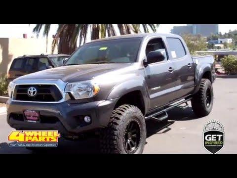 Toyota Tacoma Parts San Marcos CA 4 Wheel Parts - YouTube