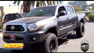 Toyota Tacoma Parts San Marcos CA 4 Wheel Parts