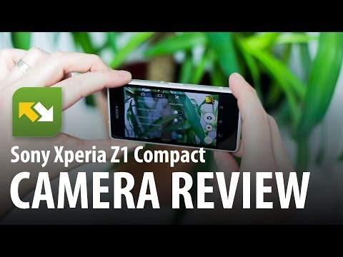 Sony Xperia Z1 Compact : Camera Review