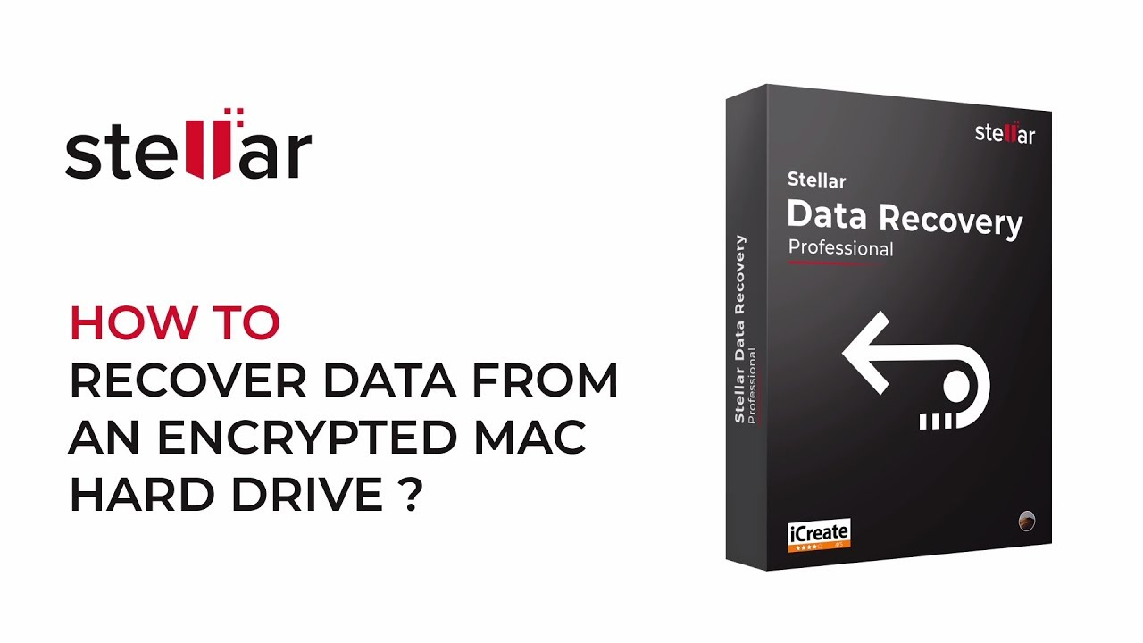 Recover deleted data from encrypted MacBook Pro, Air, iMac's hard drive