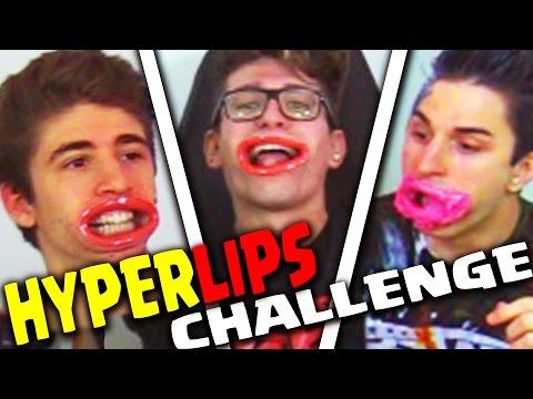 HYPERLIPS CHALLENGE LEGGENDARIA!! I MATES VS FAVIJ!!