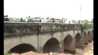 Arpa River Rapta Bridge Overflow Bilaspur Chhattisgarh