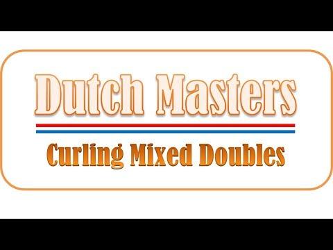WCT | Dutch Masters Mixed Doubles 2018 | QUARTER FINALS
