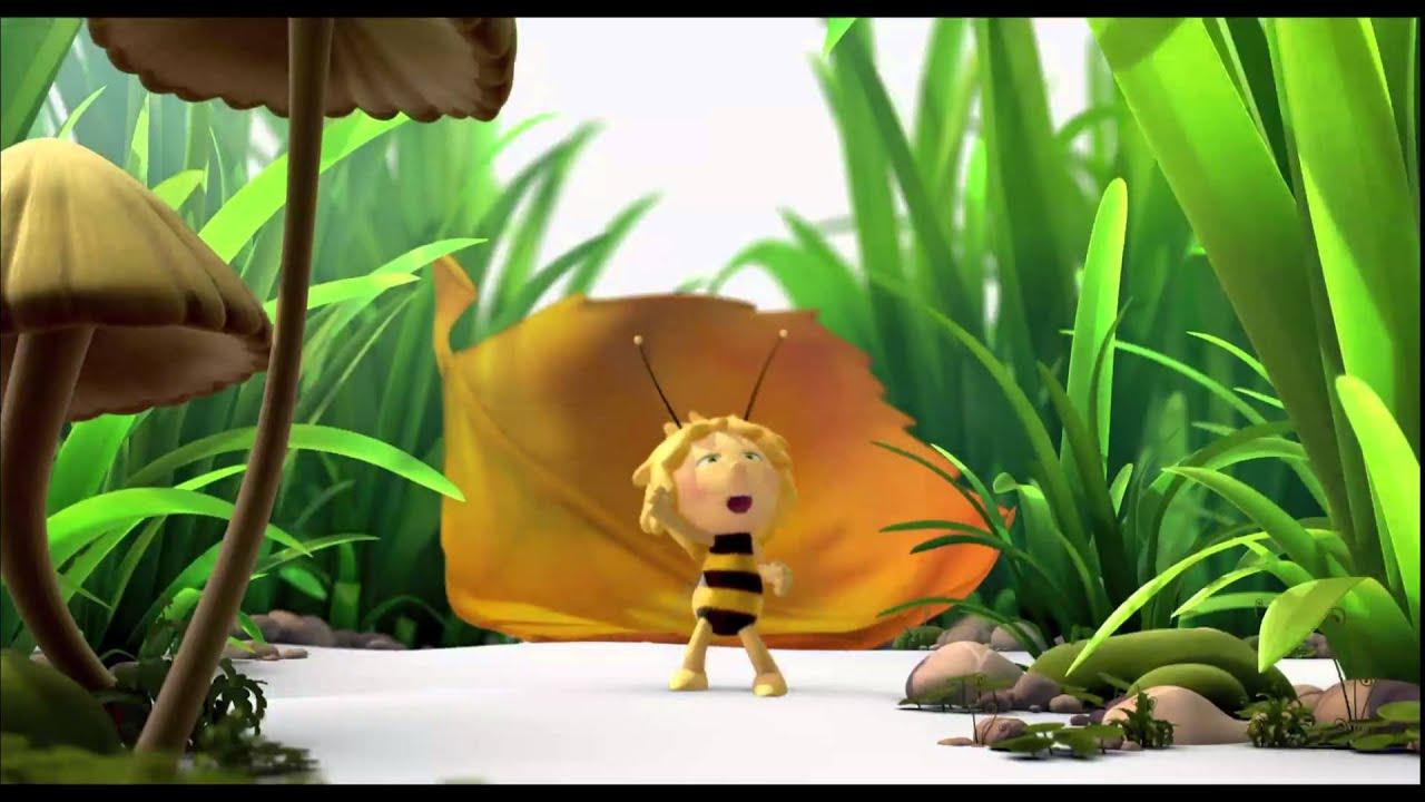 Maya The Bee Official Movie Trailer 2015 Cartoon Hd Youtube