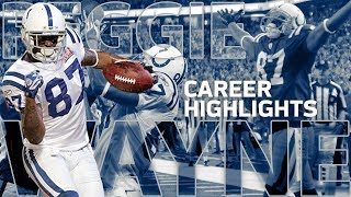 Reggie Wayne's Unworldly Career Highlights! | NFL Legends