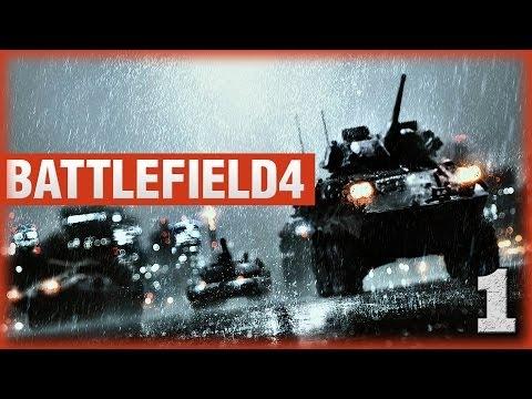 Смотреть прохождение игры Battlefield 4. Серия 1: Рыбалка в Баку.