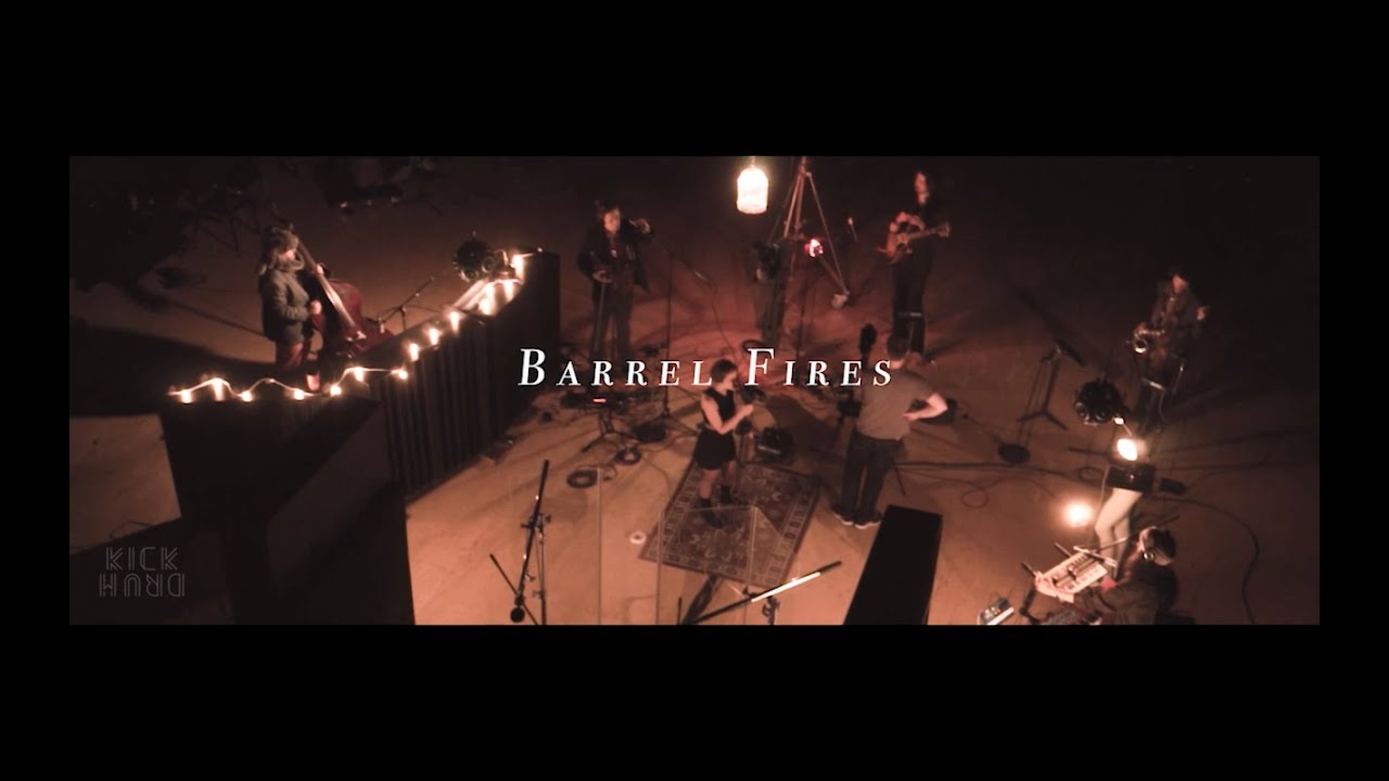 The History of Gunpowder - Barrel Fires // Klatsch Sessions