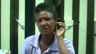 Testimonio de una damnificada de la tragedia de Vargas 1999