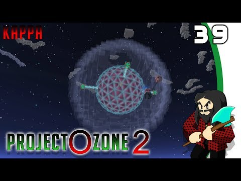 [Minecraft] Project Ozone 2 Reloaded Kappa mode #39 - Draconic Energy Core Tier 7