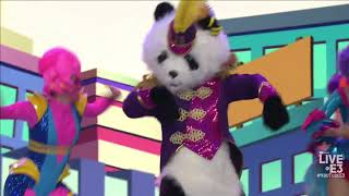 Dancing Panda and Just Dance 2019 Announcement Kicks Off Ubisoft E3 2018 Press Conference