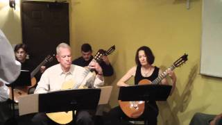 Vivaldi - Concerto Alla Rustica - I. Presto