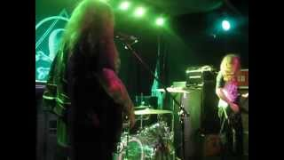 YOB - Marrow live at Saint Vitus bar, Brooklyn 12-12-2014