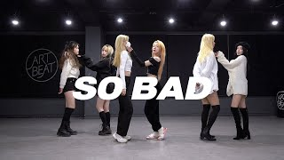 STAYC - SO BAD (Tak Remix) | 커버댄스 Dance Cover | 거울모드 Mirror mode | 연습실 Practice ver.