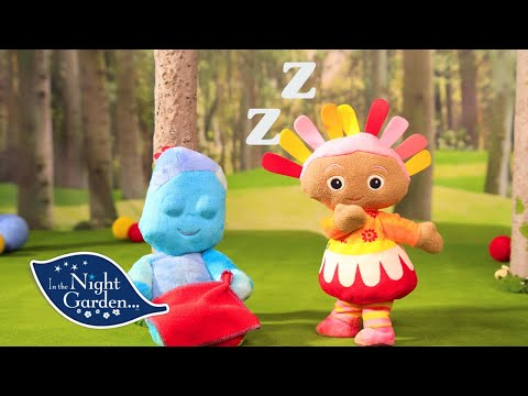 In The Night Garden - Iggle Piggle Is Very Sleepy! - Stop Motion Animation For Kids