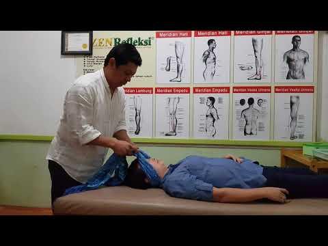 Bukan iklan/endorse, semoga dengan video ini ada yg terbantu. Bali neck & back center:....