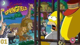 Die Simpsons - Springfield #01 Moes Arche (Deutsch; Let's Play)