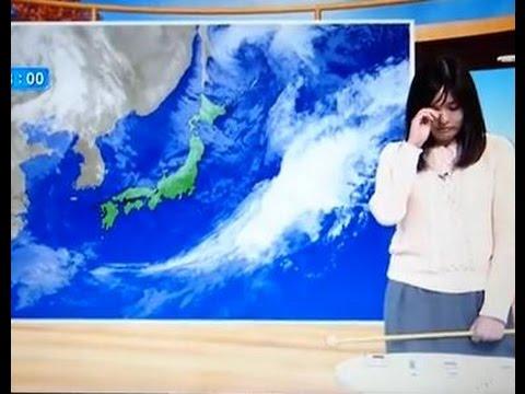 <衝撃>NHK山形の岡田みはるさん号泣の真相がヤバすぎるwww
