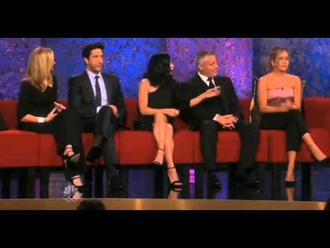 FRIENDS Reunion 2016 - James Burrows Tribute