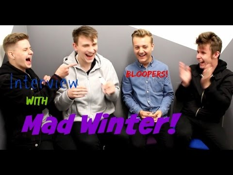 Mad Winter - Bloopers!