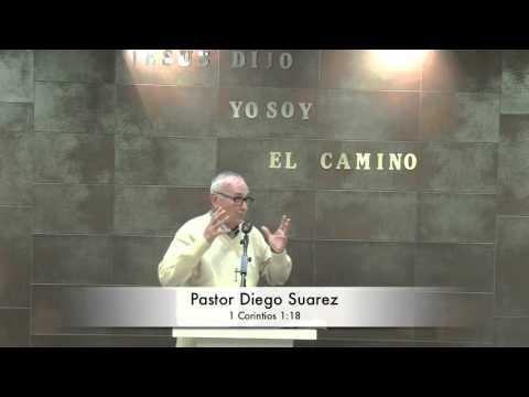 """Pastor Diego Suarez. """"La Cruz"""""""