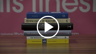 The Man Booker International Prize 2018 shortlist