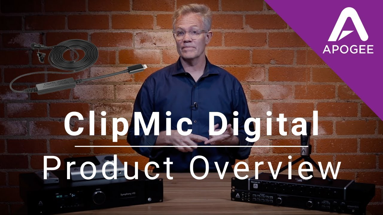 ClipMic | Product Overview