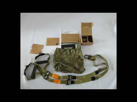 Buy TRX Suspension Trainer Bands For TRX FORCE Tactical Kit T3