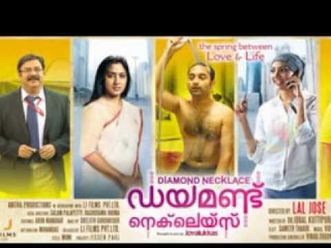 Diamond Necklace Malayalam Movie Song -Nenjinullil HD