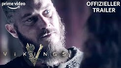 Vikings | Staffel 3 | Offizieller Trailer | Prime Video DE
