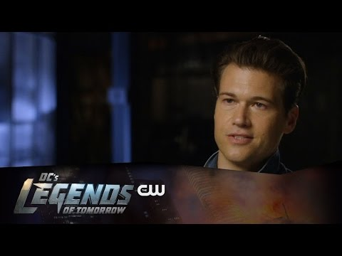DC's Legends of Tomorrow  Citizen Steel Footage  Nick Zano
