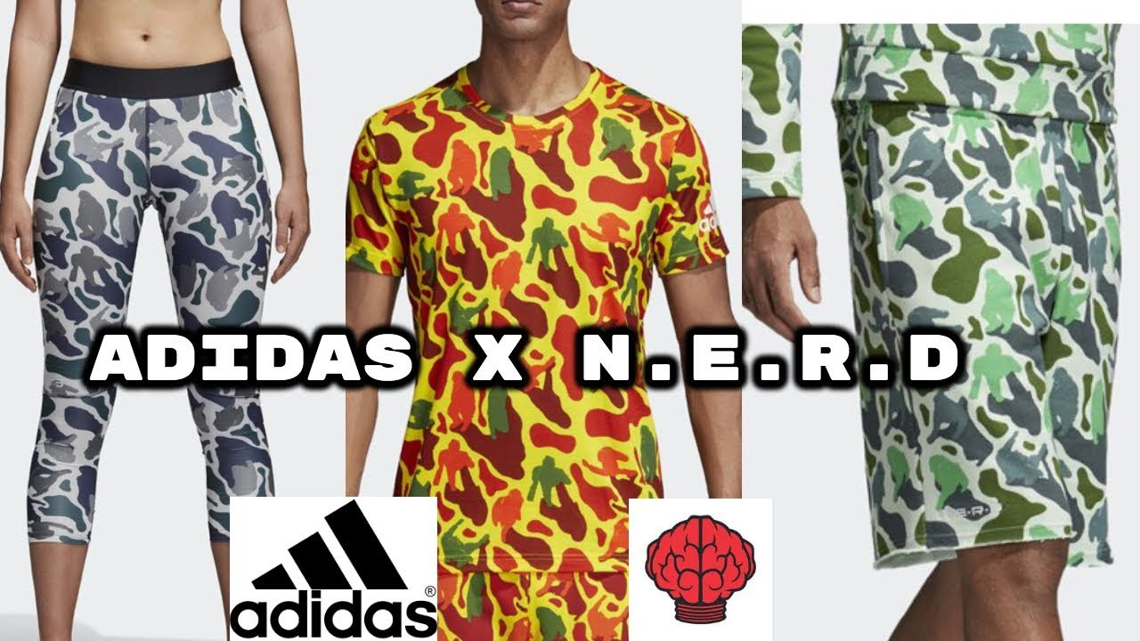 adidas nerd training gear