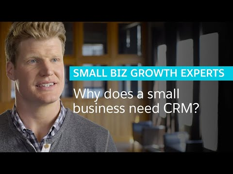 Growth Expert Hot Topic #9: Why Does Small Business Need a CRM Solution?