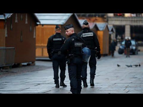 ما قاله وزير الداخلية الفرنسي عن هجوم ستراسبورغ  - نشر قبل 1 ساعة