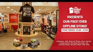 Our First Ever Offline Store at Bandra West | The Souled Store
