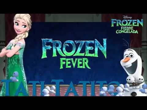frozen fiebre congelada