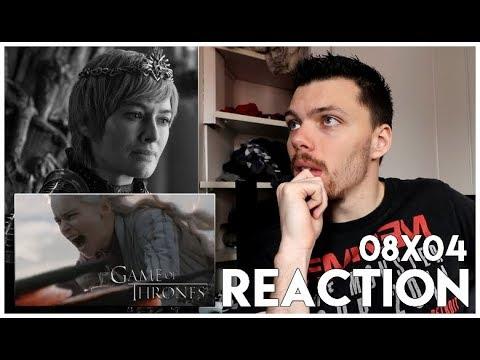 Game Of Thrones : Season 8 Episode 4 REACTION (TEAM STARBUCKS!!) & Review !