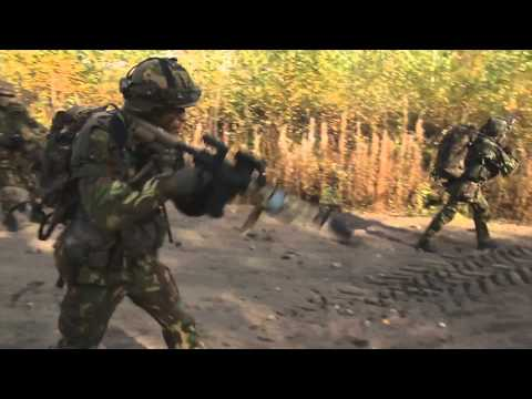 82nd Airborne First Brigade Combat Team Training (HD)
